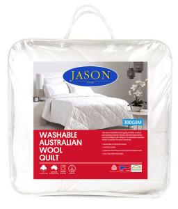 Australian-Wool-Quilt-300GSM-packaged