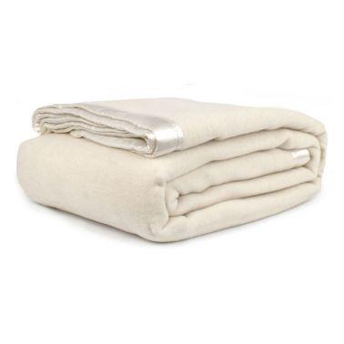Jason Australian Wool Blanket Natural