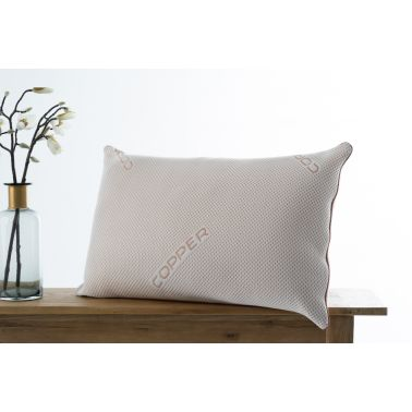 Dream Night Pillow - Copper Firm