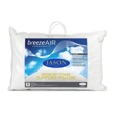 Jason Memory Foam Support Pillow